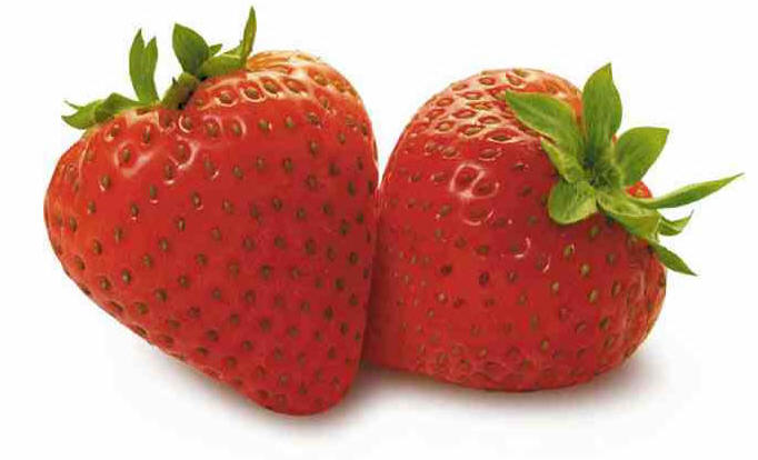 ingat strawberry, ingat cameron highlands! hee..